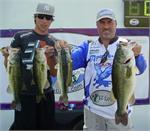 Phil and Jonathan Hennigan Media Bass Win